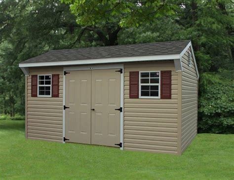 10x14 Shed Arrow 10x20 Commander Metal Storage Shed Kit Glick Garage Doors