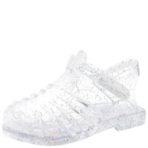 jelly shoes for baby teeny toes infant jelly sandal payless