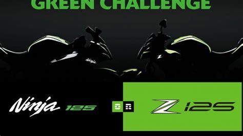 125ccm Motorrad Neue Modelle by Kawasaki Pr 228 Sentiert Neue Modelle Mit 125ccm Motorrad Balzer