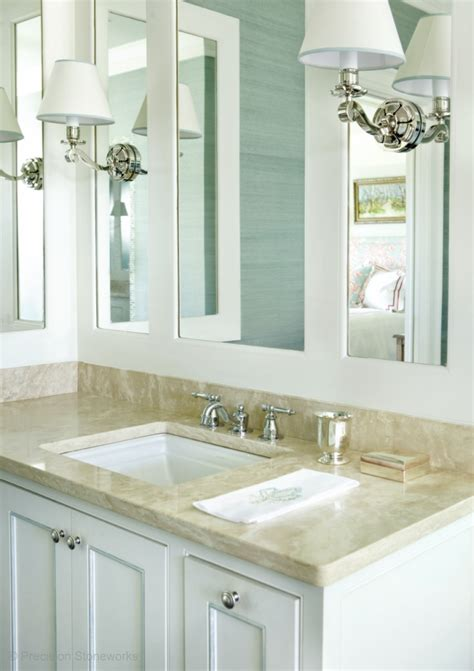Bathroom Vanity Marble Bathrooms Precision Stoneworks