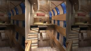 Japanese Sleeper Cars by Japan S Luxury Of The Future Has Suites And