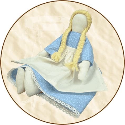 6 inch rag dolls historical folk toys catalog continuation page rag doll kit
