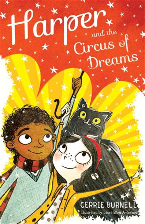 harper and the circus harper and the circus of dreams paperback scholastic shop
