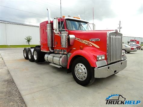 2001 kenworth for sale 2001 kenworth w900 for sale in gulfport ms by dealer