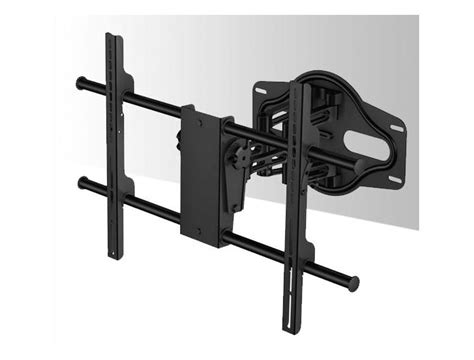 comparatif support mural tv inclinable et orientable
