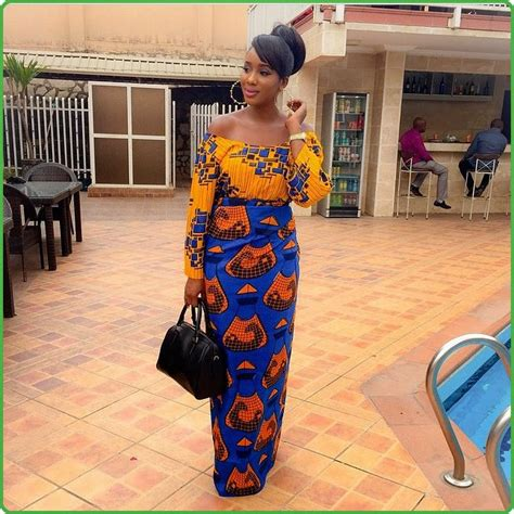 pictures of buba with ankara iro and buba ankara styles dezango fashion zone