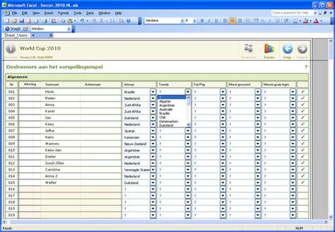 planner gratissoftware nl downloads excel soccer world cup 2010 planner download