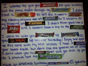 bar birthday card for boyfriend made this for my boo boyfriend gift card diy