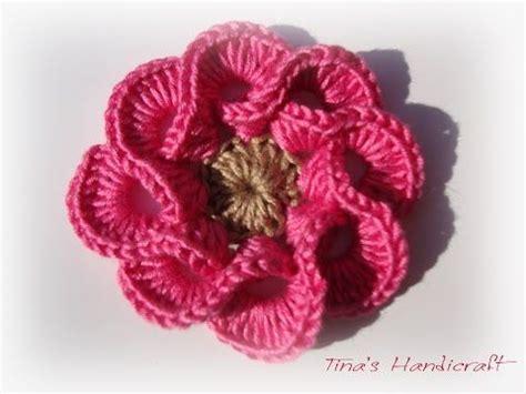natural crochet tejidos flores para cintillos mariposas gorditas o puff tejidas a crochet paso a paso en