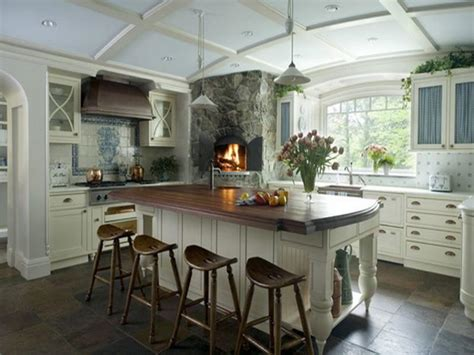 Kitchen With Fireplace Designs Bloombety White Kitchen Lighting Ideas For Island With Fireplace Kitchen Lighting Ideas For Island