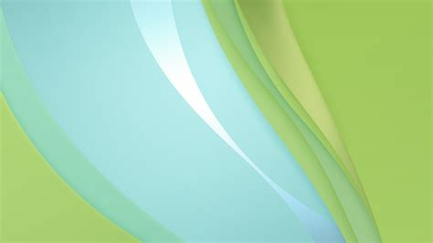 wallpaper green curves lg  flex android stock hd