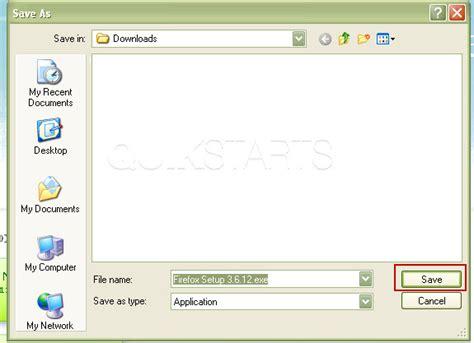 3 Install Firefox Windows 7