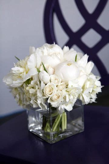 25 best ideas about square vase centerpieces on