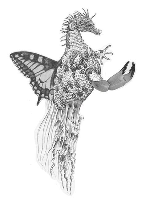 Créatures fantastiques – MAITRONAUTE