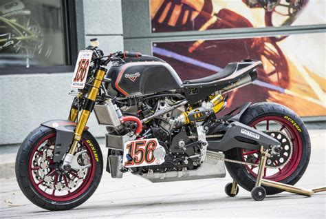 motorcycle road racing victory reveals project 156 pike s peak racer with video