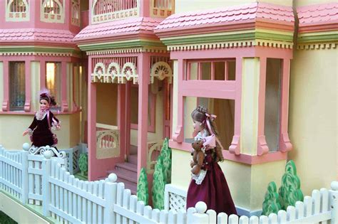 Barbie Doll House Barbie Dolls Picture