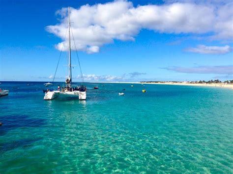 cabo verd cabo verde catamarans boat tours cape verde