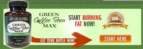 Green Coffee Bean Max - Contains Pure Green Coffee Bean