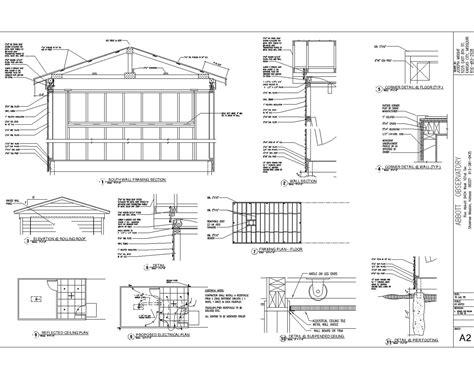 Observatory Floor Plan land of oz construction