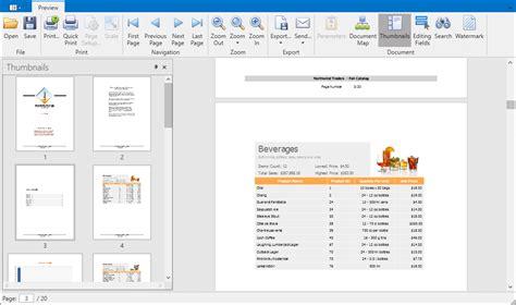 reportviewer wpf devexpress report viewer for wpf
