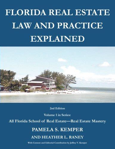 florida real estate license prep all in one review and testing to pass florida s real estate books cheapest copy of florida real estate and practice