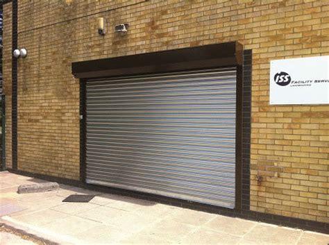 galvanised roller shutter doors uk made roller shutter