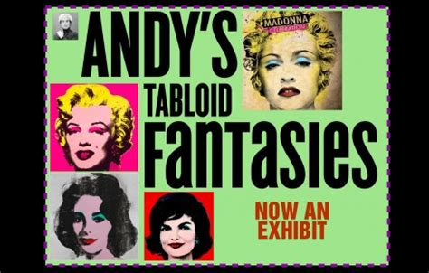 Pop Nosh Tabloids Not Fans by Andy Warhol Had The Right Idea About The Top