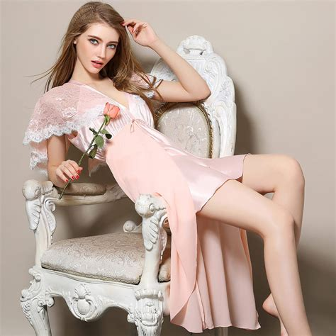 popular plus size silk nightgown buy cheap plus popular silk nightgowns plus size buy cheap silk