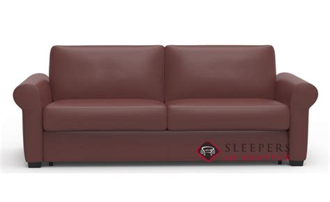 palliser sleeper sofa customize and personalize sleepover leather sofa by
