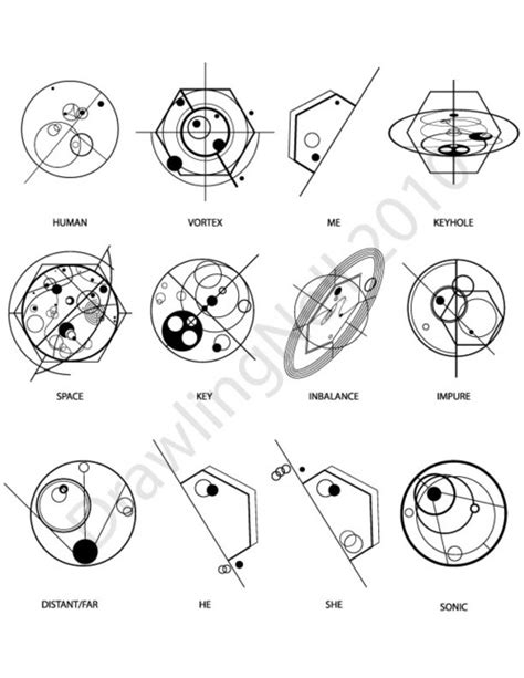 gallifreyan tattoo strange things are afoot the circle k gallifreyan symbols
