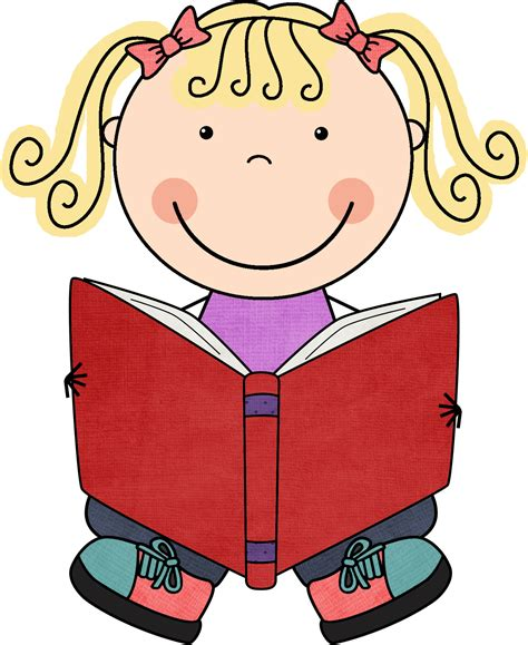 Book Book by Kid Reading Book Clipart Clipartxtras