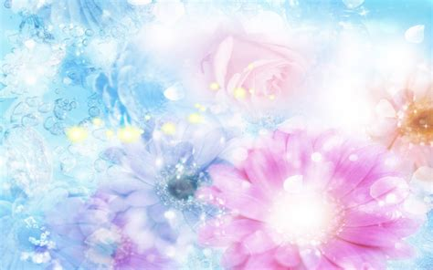 blue wallpaper pink roses blue flowers backgrounds wallpaper cave