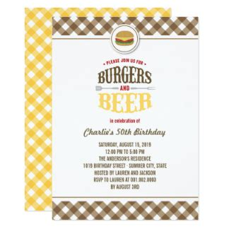 Backyard Burger Gift Card Grown Up Birthday Gifts T Shirts Posters Other