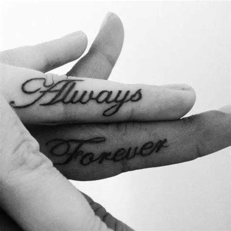 finger tattoo phrases 50 best finger tattoos ideas you must see
