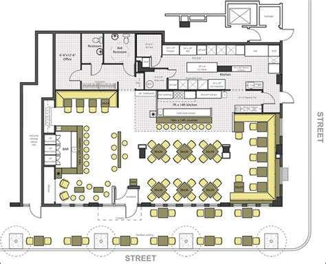 Free Restaurant Floor Plan Software | restaurant design software quickly design restauarants