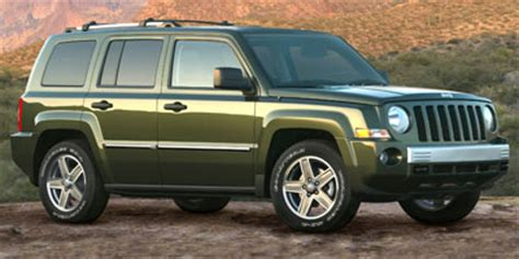 2009 Jeep Patriot Limited Image 2009 Jeep Patriot Limited Size 400 X 200 Type