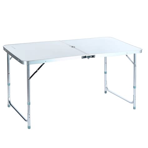 Folding Table With Handle 2016 New Ancheer 4ft Cing Folding Table With Carrying Handle Small Table Portable Outdoors