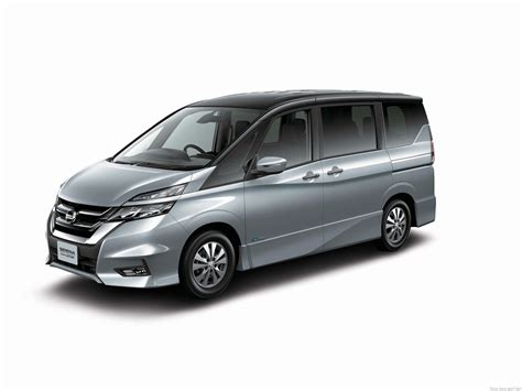 Alarm Nissan Serena all new nissan serena 2 0l s hybrid drive safe and fast
