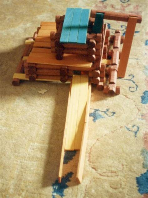 the lincoln log lincoln logs