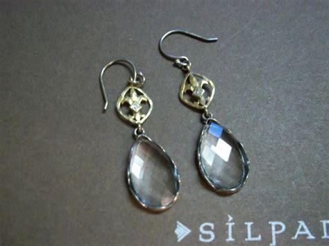 w2374 retired silpada sterling silver raindrop earrings