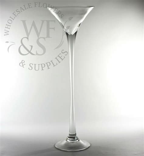 Large Martini Glass Vases Centerpieces by Glass Martini Vase Wholesale Flowers And Supplies