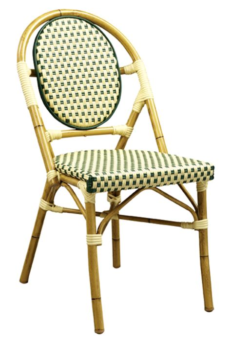 Rattan Bistro Chairs by Cafe Bistro Rattan Chairs Parisian Chairs