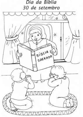 CATEQUESE INFANTIL: BÍBLIA PARA COLORIR