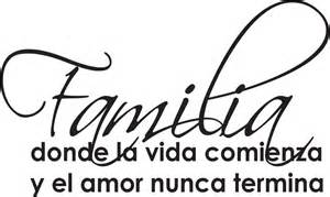 Motivational Quotes Wall Stickers family quotes in spanish image quotes at hippoquotes com