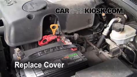 2007 kia spectra battery remove battery 2009 kia spectra battery replacement