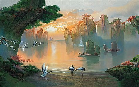 asian wall mural asian wall murals free hd