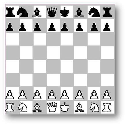ajedrez para nios juegos el juego de ajedrez monografias com