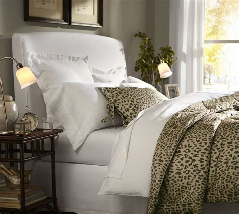 pottery barn coverlet pottery barn leopard bedding giveaway