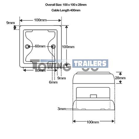 1157 bulb trailer light wiring diagram l socket