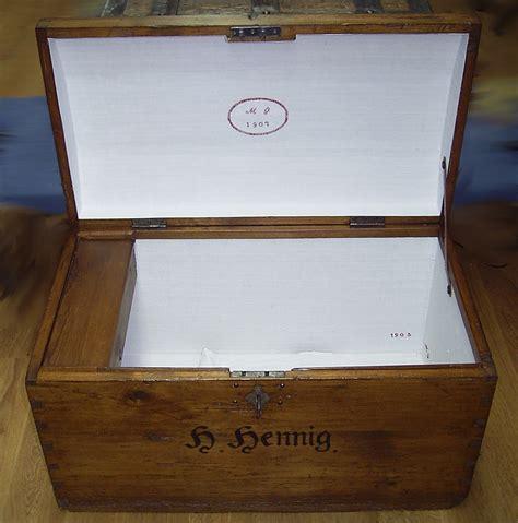schublade mit stoff auskleiden zeitreise bamberg allerhand altes reisegep 228 ck